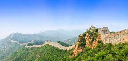 Great Wall of China,jinshanling