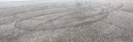 Car track asphalt pavement background at the circuit Stock fotó
