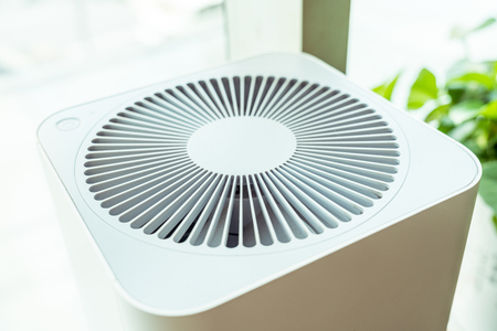 Indoor air purifiers are used when air is polluted Stock fotó - 90234713