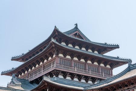 Atrium temple architecture