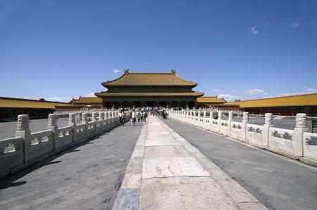 forbidden city: Beijing Forbidden city