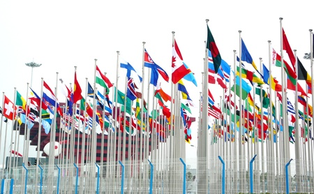 commonwealth: United Flags