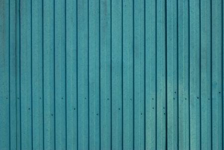lineas verticales: superficie met�lica verde con l�neas verticales, fondo