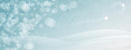 christmas snowflakes: Christmas snowflakes on abstract light background Stock Photo