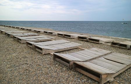 empty: empty beach