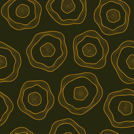 khaki: Khaki spots Illustration