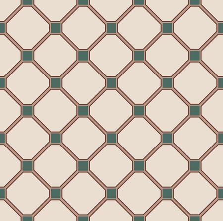 broun: floor tiles pattern nature colors Illustration
