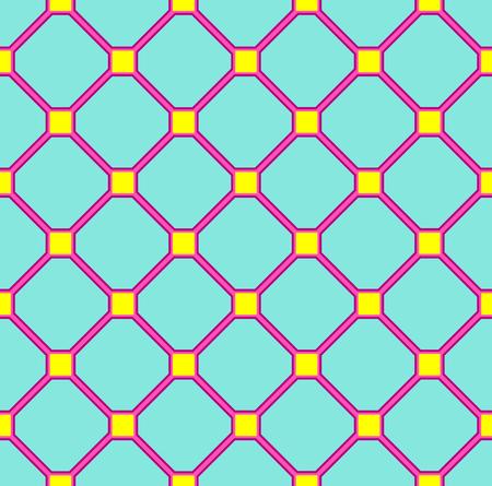 floor tiles: floor tiles pattern, blue pink and yellow colors