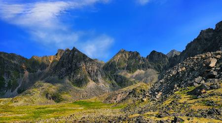 Eastern Sayan Republic of Buryatia
