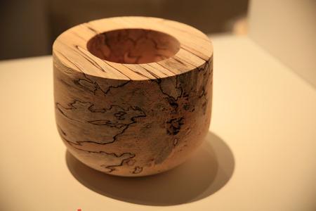 hemispherical: Art of Wood works