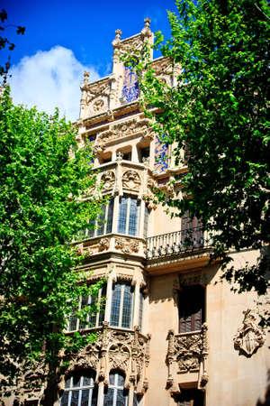 Majorca traditional  buildings Stock Photo - 11028007