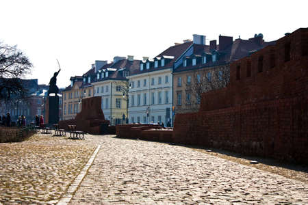 Old town. Warsaw. Poland Stock Photo - 12571141