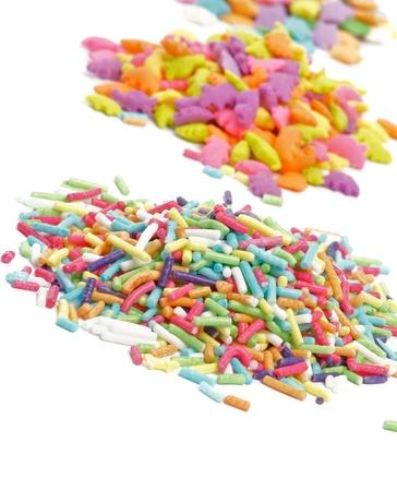 Montones de Colorido Asperja Foto de archivo