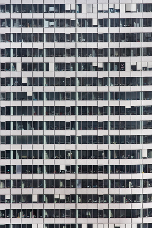 Skyscrapers of the business center La Defense. Paris. France