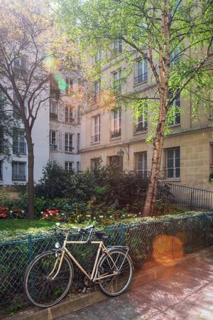 Rue des Barres. Paris. France