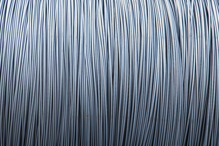 Rebar is also known as hot rolled ribbed steel bar,Widely used in houses, Bridges, roads and other civil engineering construction  photo