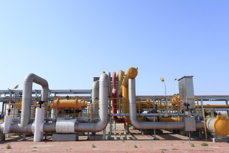 Pipeline system, used to transport oil and oil products pipeline system, mainly composed of oil pipelines, oil station and other auxiliary equipment, is one of the main equipment of oil storage and transportation industry, and crude oil and oil products t photo