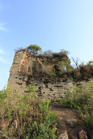 longest: The Great Wall is China is to build the longest in the world and the largest volume of an ancient defense engineering.It is enormous, engineering arduous, known as the ancient human in architectural history a wonders.