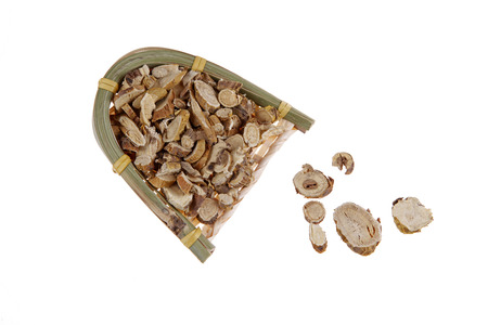 Lightyellow sophora root is a kind of traditional Chinese medicine Standard-Bild