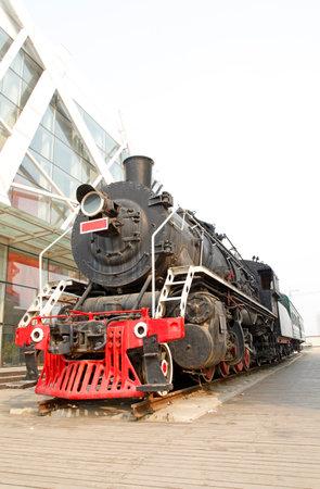industrial park: Parco industriale, mostra del treno
