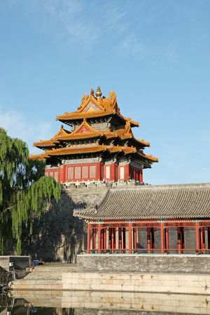 turrets: The Forbidden City turrets