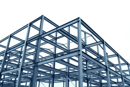 szerkezet: Az acélszerkezet