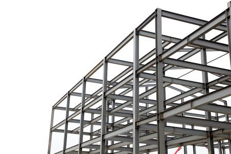 The steel structure Stock fotó