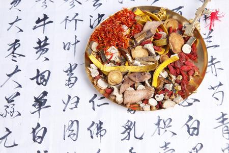 medicina tradicional china: La medicina tradicional china y la prescripci�n