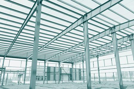 acier: La structure métallique