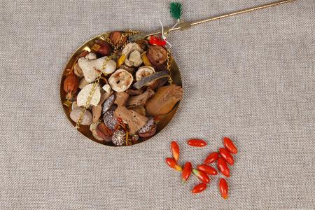 medicina tradicional china: La medicina tradicional china (MTC), primer plano