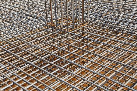 bundling: Urban construction buildings foundation