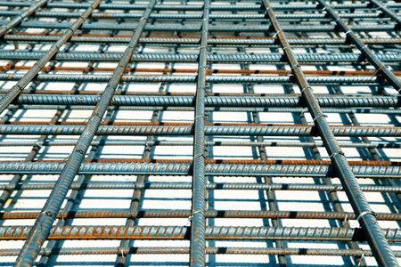 Urban construction buildings foundation