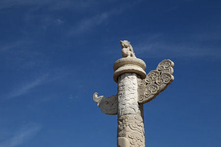 stone carvings: Stone carvings in ancient China, is very beautiful
