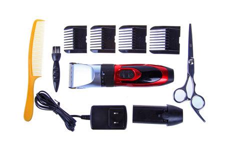 clipper: hair clipper