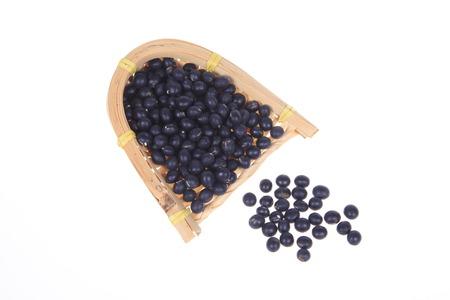 black beans: black beans