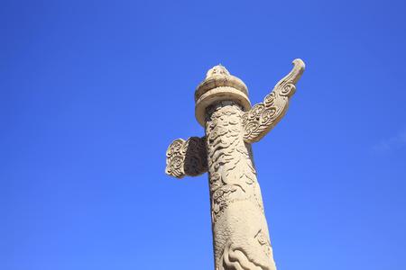 중국 Huabiao 돌 기둥
