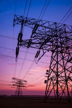 transformator: pylon