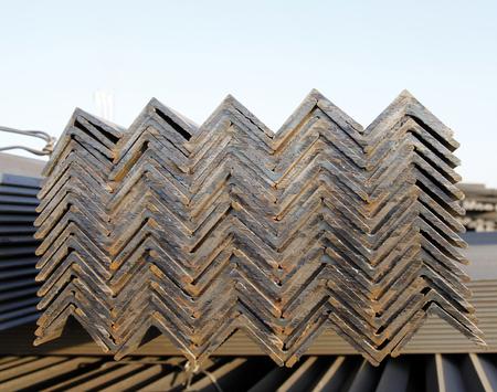 heavy joist: steel angle