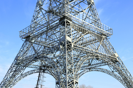 high frequency: Signal tower