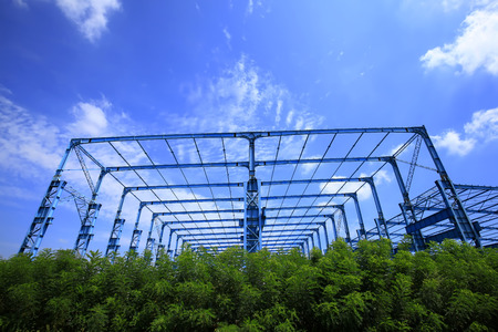 steelwork: The construction of steel structure