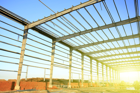 steel structure: The construction of steel structure