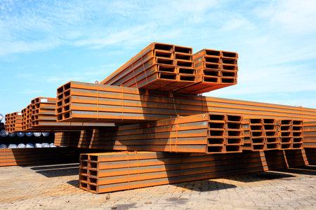 ferrous: Channel steel Editorial