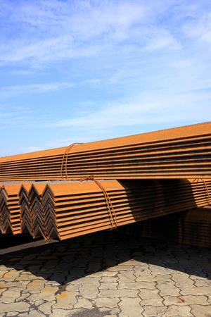 ferrous: steel angle