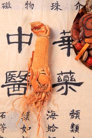 medicina tradicional china: Traditional Chinese medicine (TCM) and ginseng