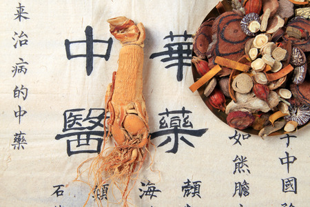 traditional: Traditional Chinese medicine (TCM) and ginseng