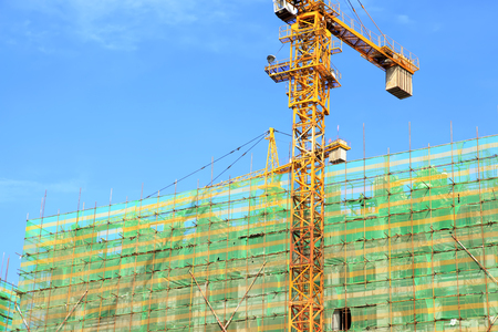 realestate: The construction site