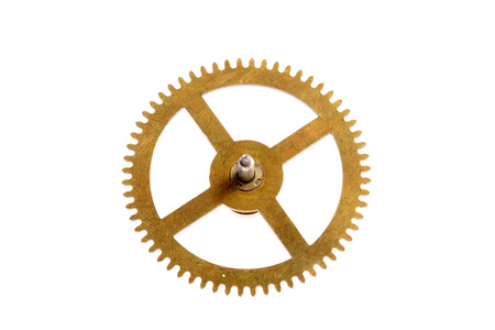 antique factory: Gear