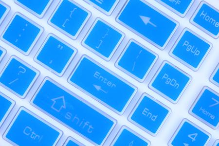 input device: computer keyboard
