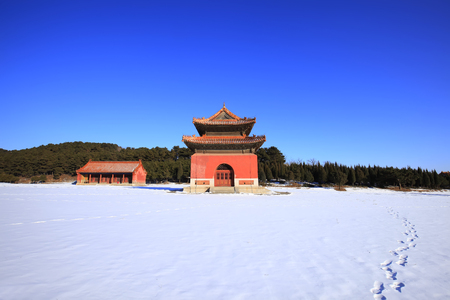 Eastern Royal Tombs of the Qing Dynasty Editoriali