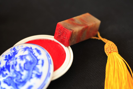 Chinese stone seal,China's traditional arts and crafts